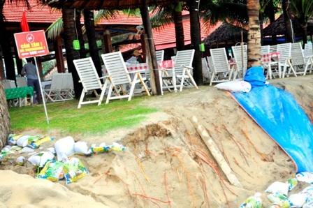 Khởi động dự án chống xói lở bờ biển Cửa Đại - 2
