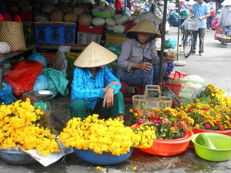 Chợ Hội An có truyền thống từ xưa, nơi đây cũng từng là thương cảng nổi tiếng
