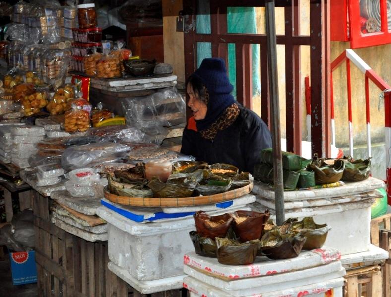 Ở đây người ta còn tìm được nhiều món ăn truyền thống, mang đậm bản sắc xứ Quảng
