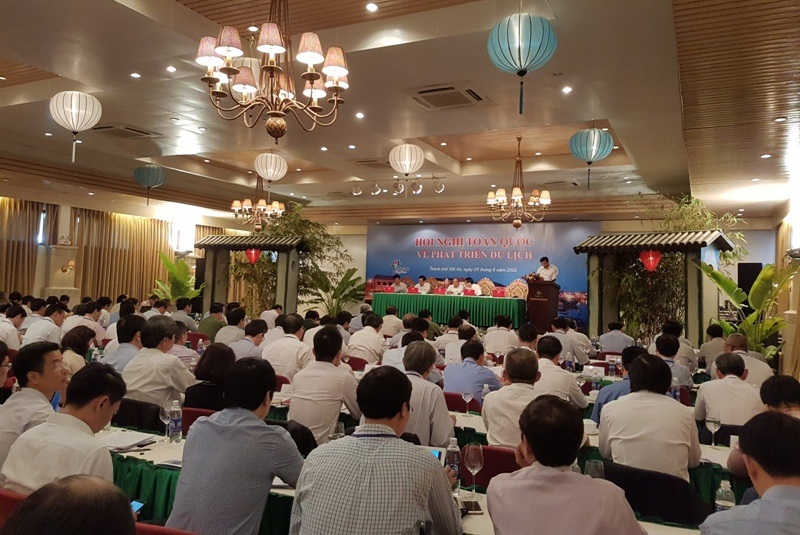 """""""Hội nghị Diên Hồng"""" về phát triển du lịch Việt Nam thu hút sự quan tâm của lãnh đạo từ Trung ương đến địa phương cũng như các doanh nghiệp"""