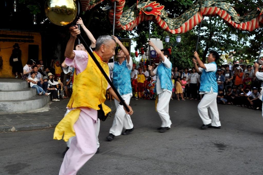 Đậm bản sắc văn hóa truyền thống trong giao lưu văn hóa Việt - Nhật - 4