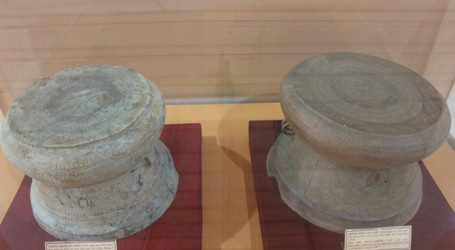 """Quảng Trị: Độc đáo những cổ vật ngàn năm tuổi """"có một không hai"""" - 1"""