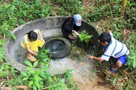 Quảng Trị: Độc đáo giếng cổ hàng trăm năm tuổi ở động Chùa - 5
