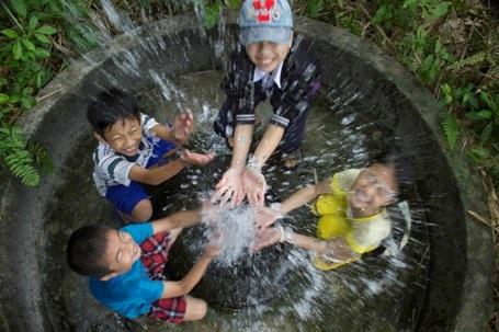Quảng Trị: Độc đáo giếng cổ hàng trăm năm tuổi ở động Chùa - 6