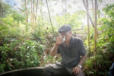 Quảng Trị: Độc đáo giếng cổ hàng trăm năm tuổi ở động Chùa - 2