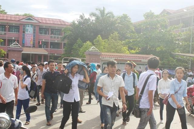 Quảng Trị: Tỷ lệ đỗ tốt nghiệp đạt gần 90% - 1