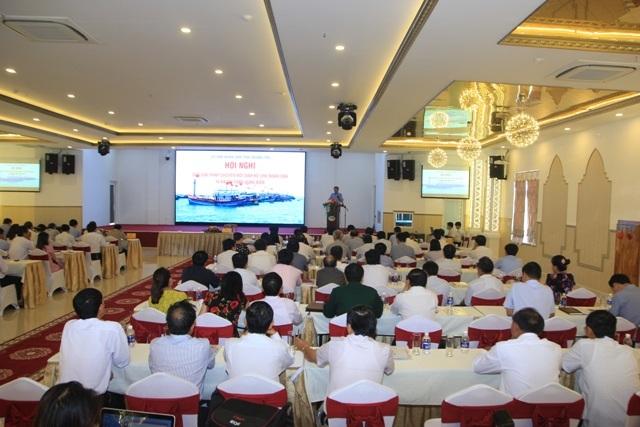Lần đầu tiên sau sự cố môi trường, UBND tỉnh Quảng Trị tổ chức cuộc họp có đầy đủ lãnh đạo các địa phương để bàn việc chuyển đổi sinh kế cho ngư dân vùng biển