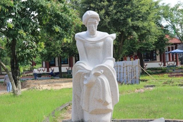Quảng Trị: Những tượng đá ẩn chứa lòng tri ân liệt sĩ! - 3