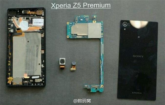 """Mổ xẻ Xperia Z5 Premium xem Sony khắc phục lỗi """"quá tải nhiệt"""" - 1"""