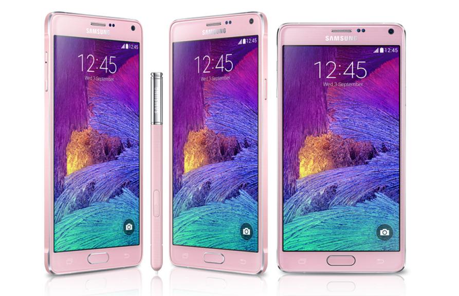 Điểm qua những smartphone vỏ hồng độc đáo nhất hiện nay - 1