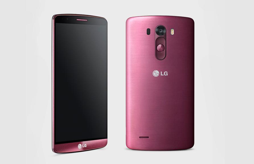Điểm qua những smartphone vỏ hồng độc đáo nhất hiện nay - 3