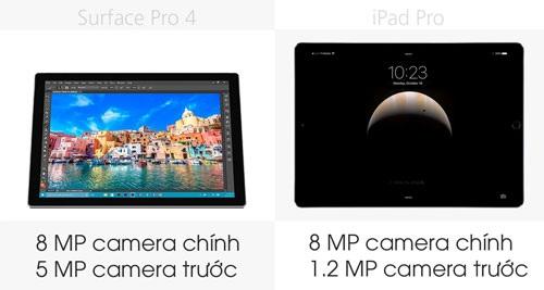 So sánh Microsoft Surface Pro 4 và iPad Pro - 19
