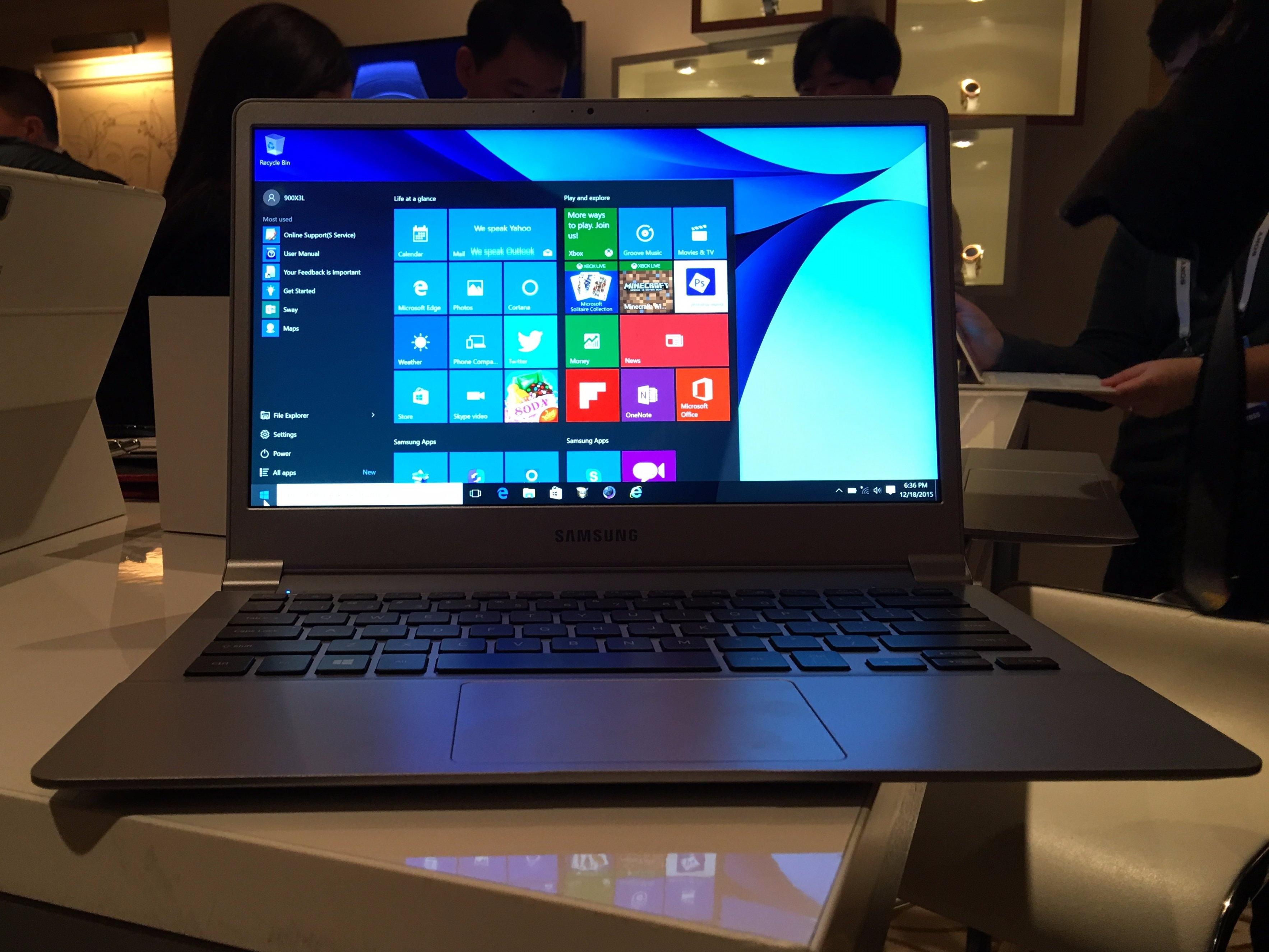 Samsung đẩy mạnh máy tính bảng lai, tuyên chiến với Apple và Microsoft - 3