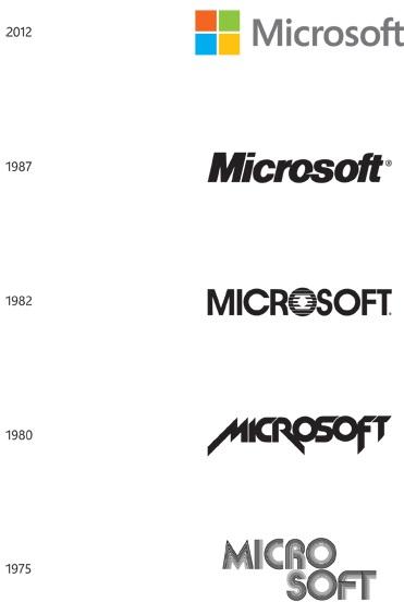 Nhìn lại logo của các hãng công nghệ qua các thời kỳ - 8