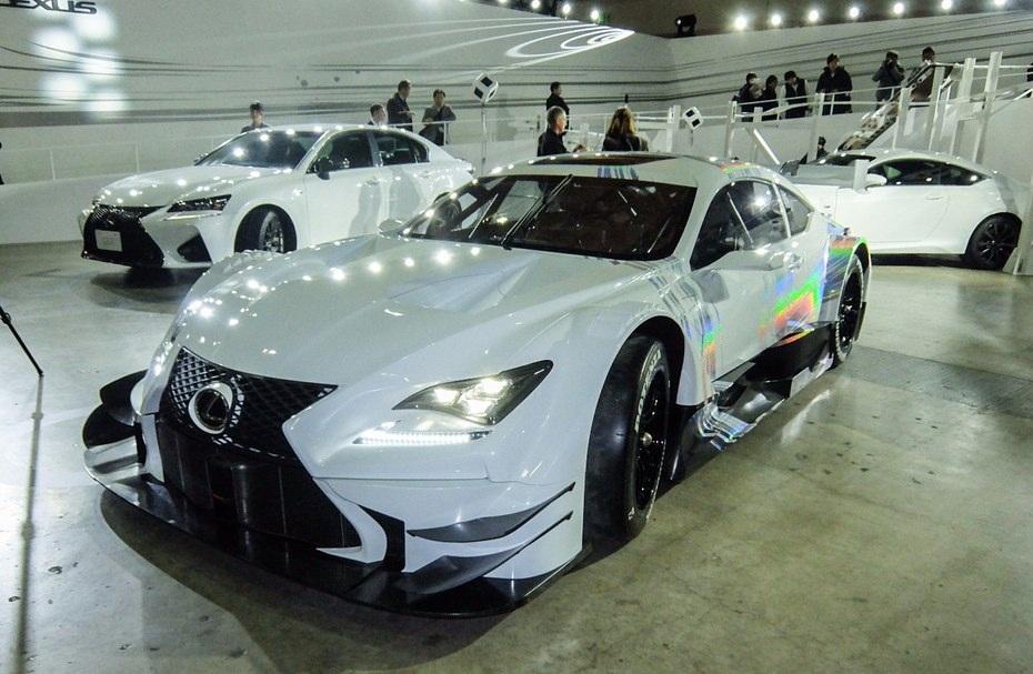 Lexus RCF GT500