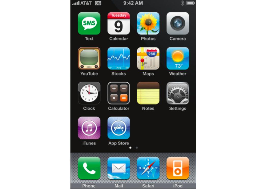 Nhìn lại những thay đổi của iOS trong gần một thập kỷ qua - 2