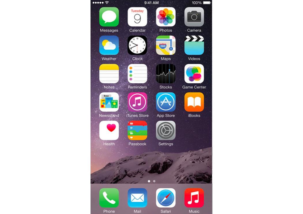 Nhìn lại những thay đổi của iOS trong gần một thập kỷ qua - 8