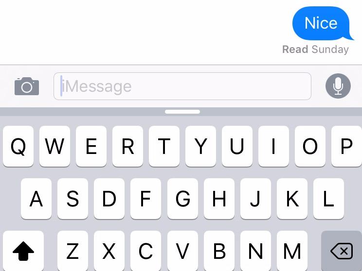 12 thủ thuật khi dùng iMessage trên iPhone có thể bạn chưa biết - 1