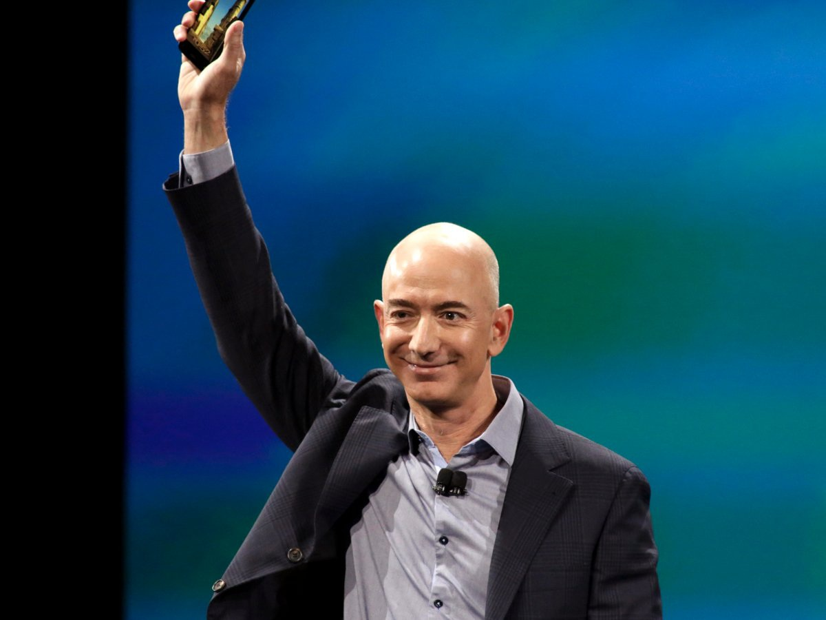 Cuộc đời Jeff Bezos- ông chủ hệ thống bán hàng trực tuyến Amazon - 16