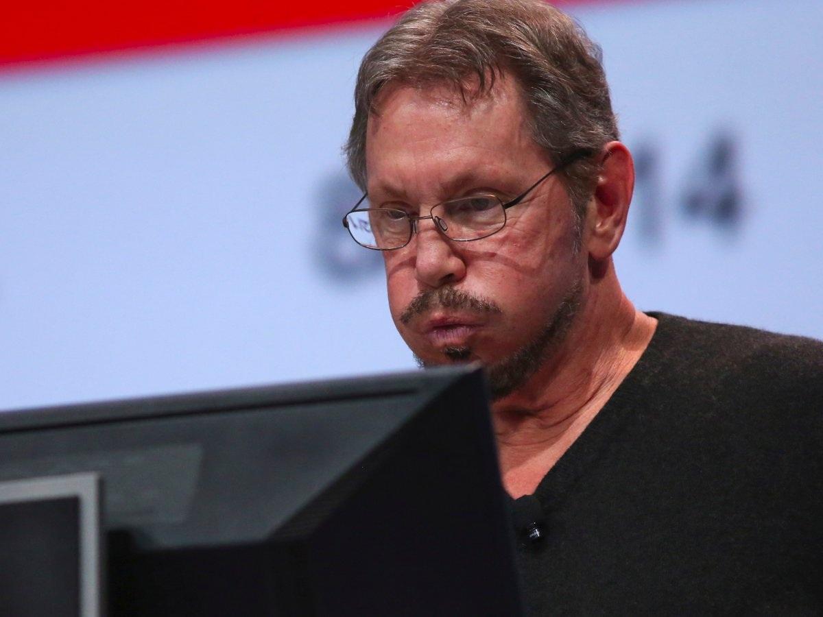 """Cuộc đời """"bố già"""" làng công nghệ Larry Ellison- chủ tịch của Oracle - 7"""