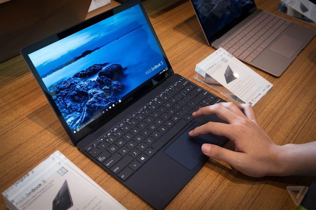 So sánh laptop mỏng nhất thế giới của Asus với Macbook mới nhất của Apple - 3