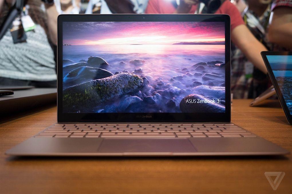 So sánh laptop mỏng nhất thế giới của Asus với Macbook mới nhất của Apple - 1