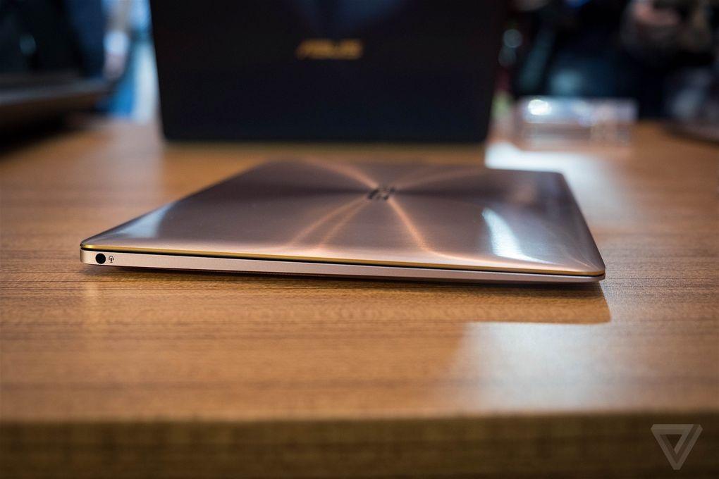 So sánh laptop mỏng nhất thế giới của Asus với Macbook mới nhất của Apple - 4