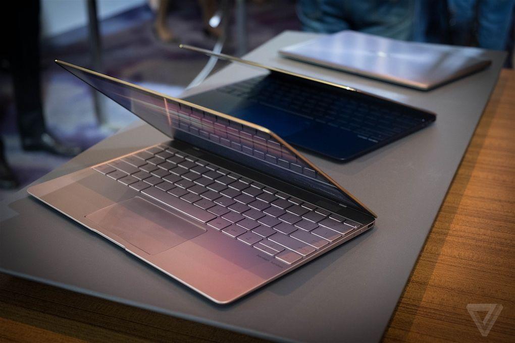 So sánh laptop mỏng nhất thế giới của Asus với Macbook mới nhất của Apple - 10