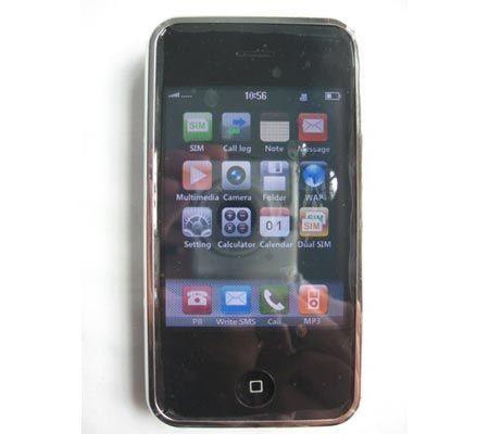 Giật mình trước những chiếc điện thoại nhái giống hệt iPhone - 5