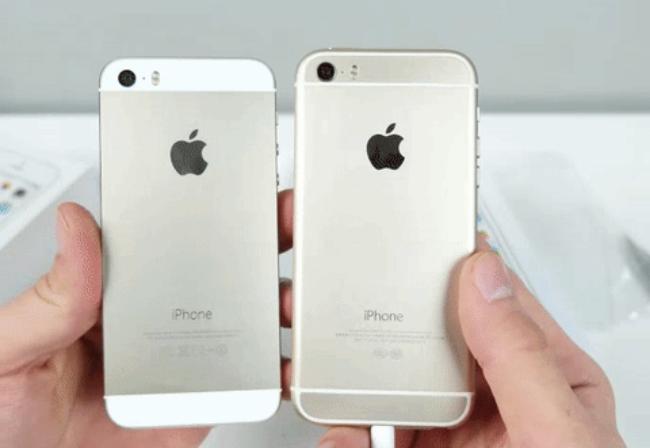 Giật mình trước những chiếc điện thoại nhái giống hệt iPhone - 4