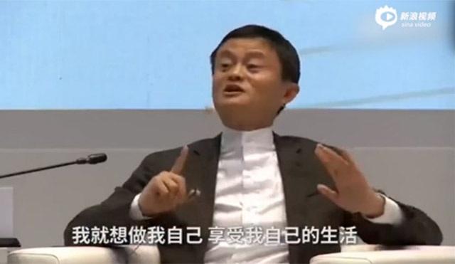 """Jack Ma: """"Sai lầm lớn nhất đời tôi là tạo ra Alibaba"""" - 1"""