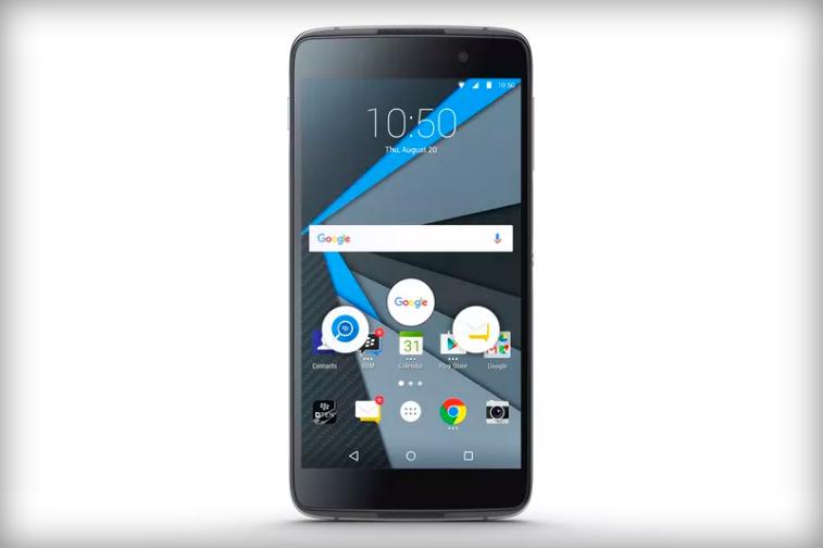 BlackBerry ra mắt smartphone Android bảo mật tốt nhất thế giới - 1