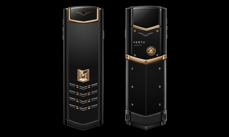 Vertu RED GOLD ULTIMATE BLACK hiện là sản phẩm đắt tiền nhất của hãng với giá bán 30.000 USD