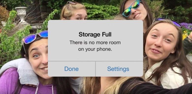 """Google """"chê"""" iPhone có dung lượng lưu trữ thấp qua đoạn quảng cáo vui nhộn - 1"""