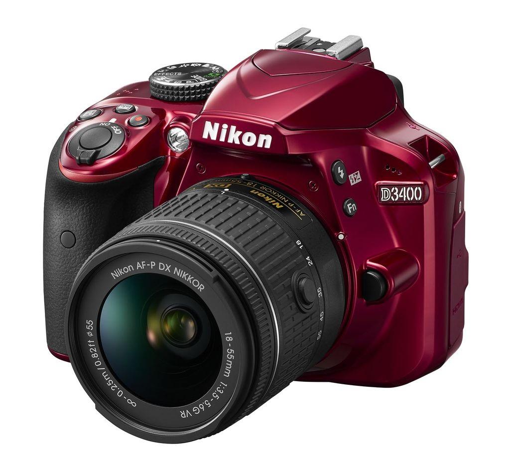 Nikon ra mắt D3400, máy ảnh DSLR giá rẻ đầu tiên với tính năng luôn
