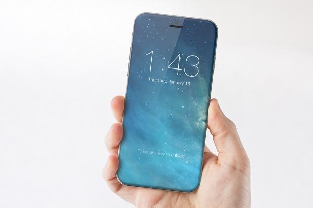 Ý tưởng về một chiếc iPhone không sử dụng nút Home cảm ứng đã được phác thảo từ lâu