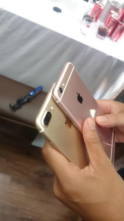 Thử nghiệm khả năng chống nước của iPhone 7 Plus ngày ra mắt tại Hà Nội - 5