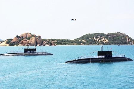 Việc sử dụng tàu ngầm lớp Kilo sẽ giúp Việt Nam bảo vệ vững chắc chủ quyền biển đảo thiêng liêng
