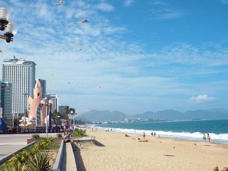 Nhiều khách sạn ở Nha Trang đã kín phòng khách đăng ký trong dịp Tết nguyên đán Bính Thân