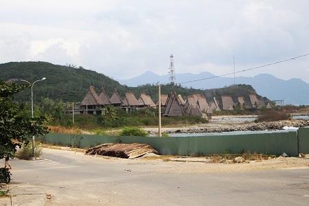 Dự án Nàng tiên cá bị bỏ hoang hơn 10 năm qua