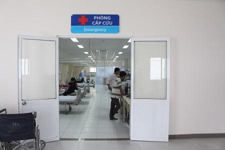 Khoa cấp cứu bệnh viện Đa khoa Tâm Trí Nha Trang cũng tiếp nhận 5 trường hợp ngộ độc
