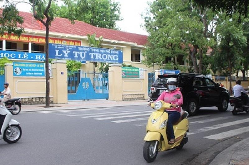 Trường THPT Lý Tự Trọng, TP Nha Trang, Khánh Hòa