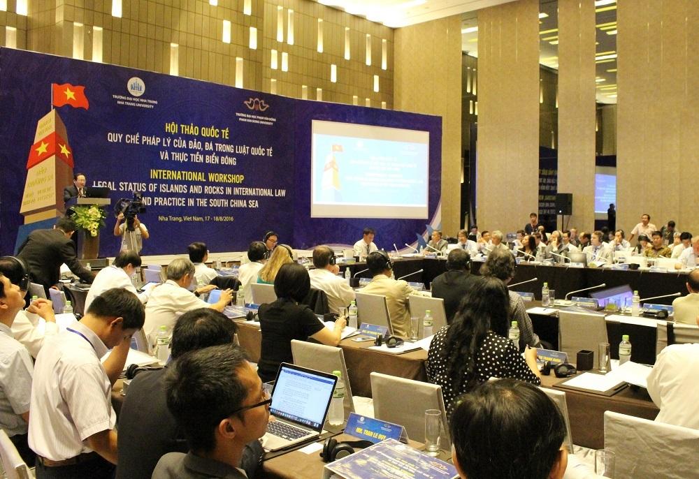 Hội thảo thu hút các nhà nghiên cứu, học giả có uy tín hàng đầu ở trong nước và quốc tế tham dự