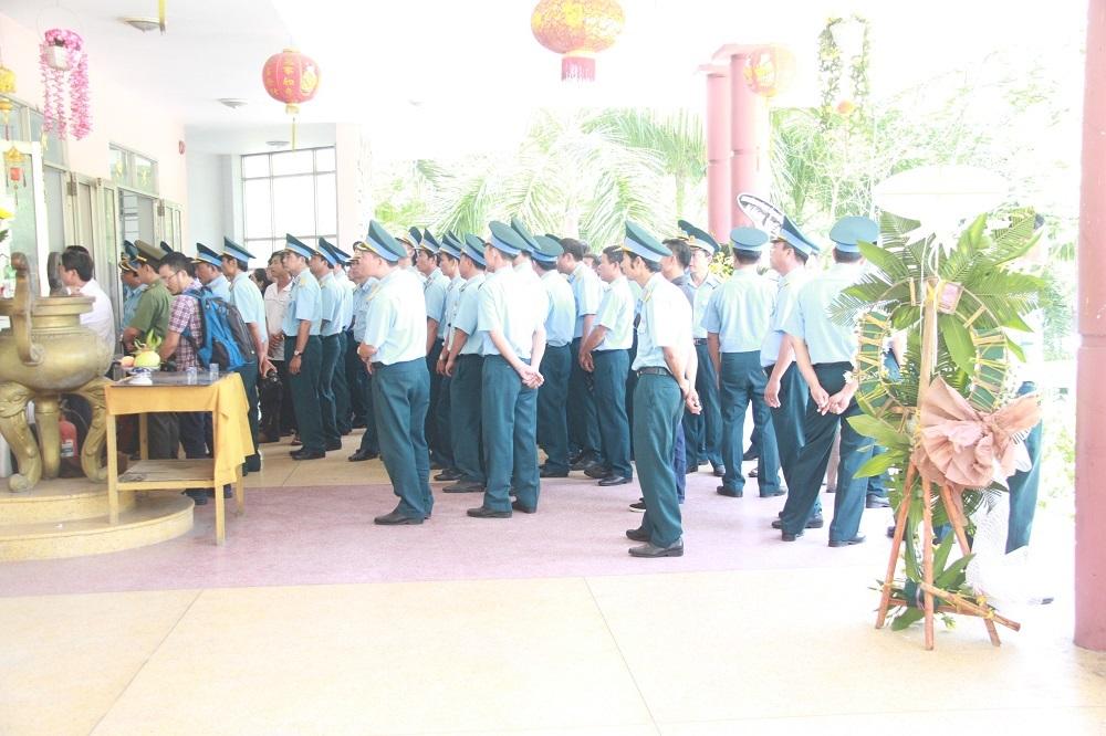 Sự hi sinh của Thiếu úy Trung là mất mát to lớn đối với Quân đội nhân dân Việt Nam, Quân chủng Phòng không Không quân và gia đình