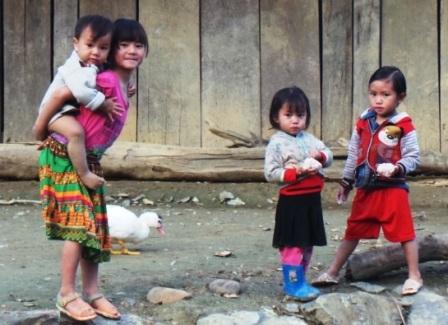 UBND huyện Mường Lát chỉ đạo không để người dân nào không có gạo ăn trong những ngày Tết