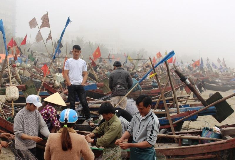 Sẽ có 3 bến neo đậu tàu thuyền cho ngư dân Sầm Sơn