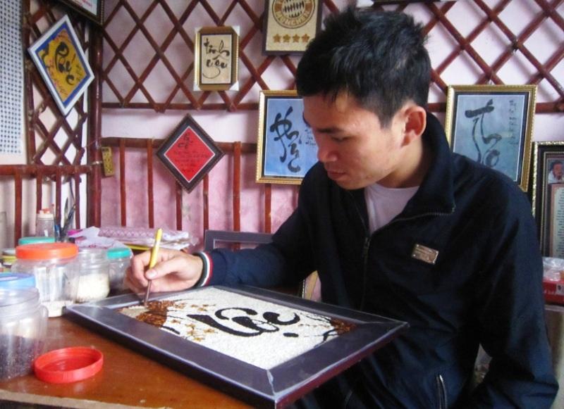 Nghệ nhân Cao Văn Tuân