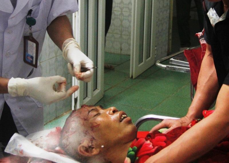 Đối tượng đang điều trị tại bệnh viện
