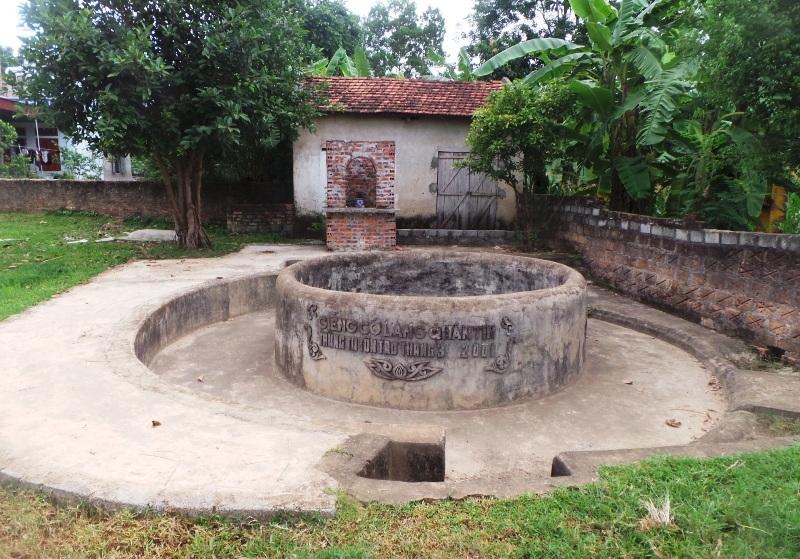 Di tích lịch sử Cách mạng làng Quần Tín, xã Thọ Cường, huyện Triệu Sơn