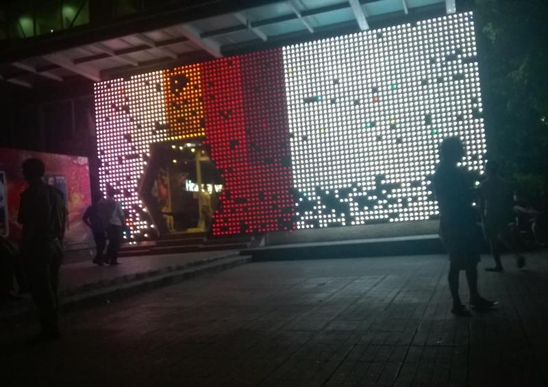 Công an đột kích bar Lam Kinh Club